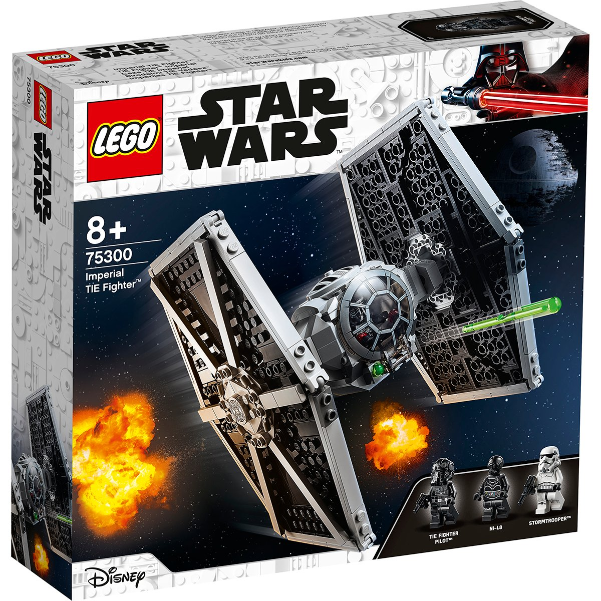 LEGO® Star Wars™ - Imperial TIE Fighter (75300)