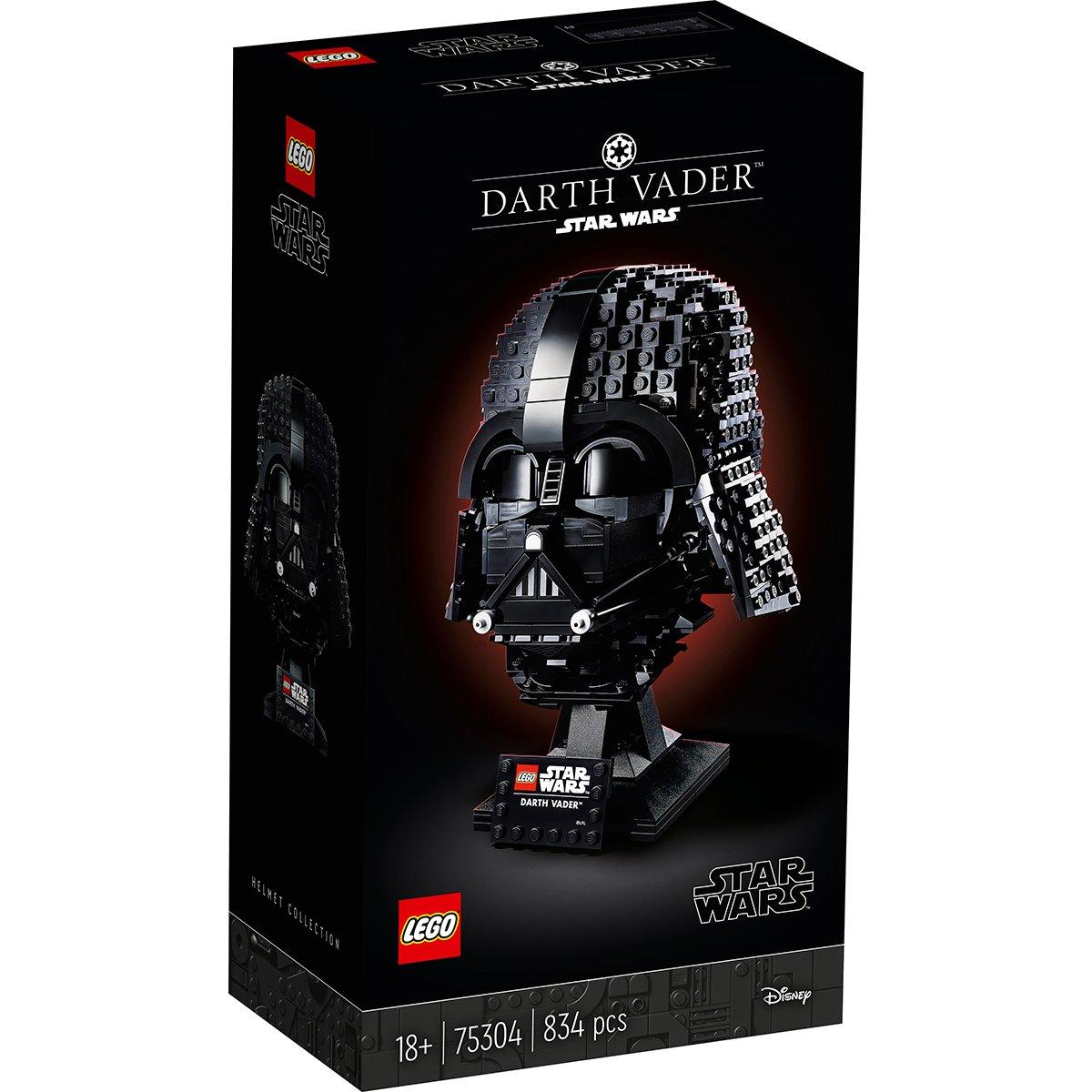 LEGO® Star Wars - Darth Vader Helmet (75304)