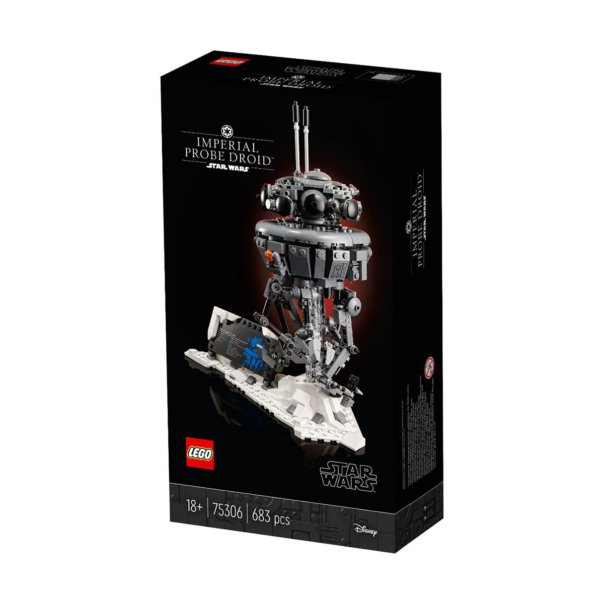 LEGO® Star Wars - Imperial Probe Droid (75306)