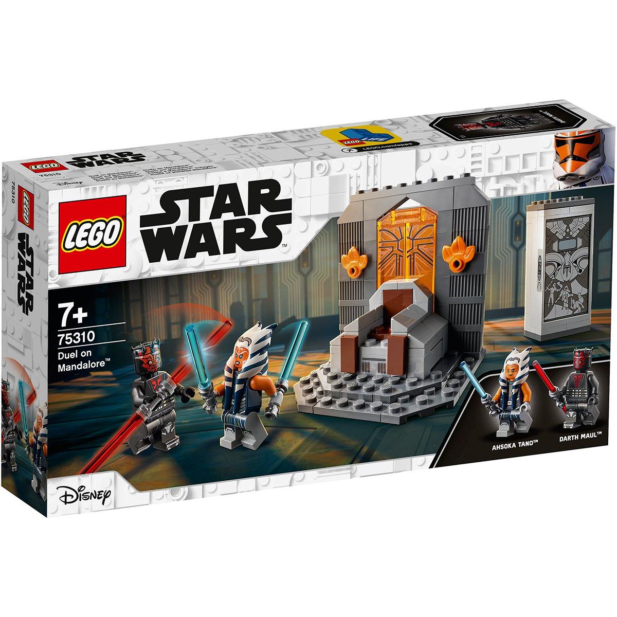 LEGO® Star Wars - Duel Pe Mandalore (75310)