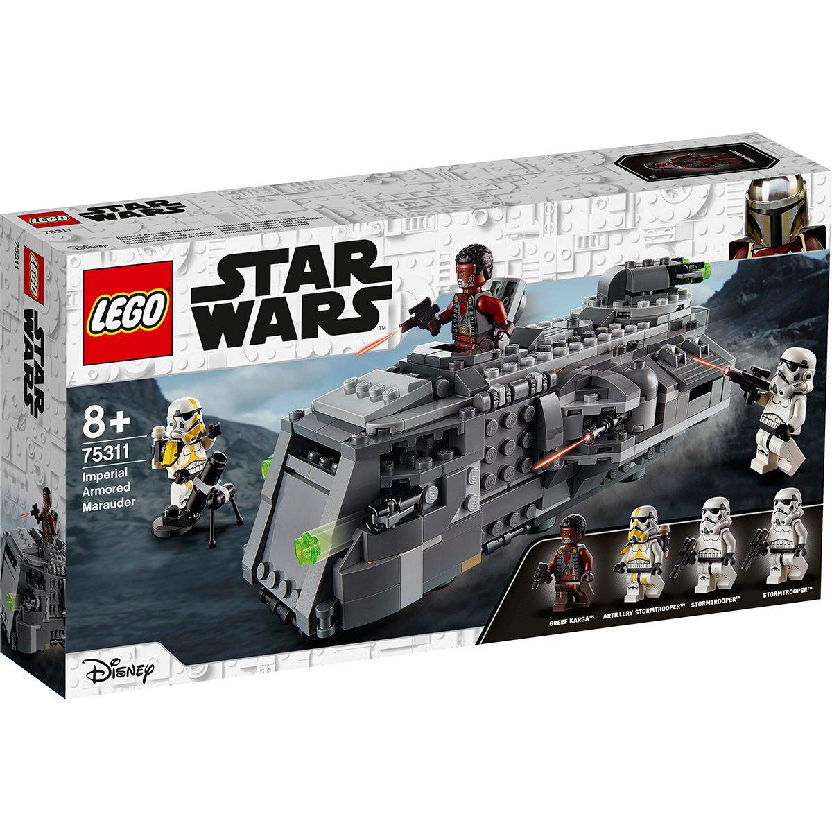 LEGO® Star Wars - Pradatorul Imperial Blindat (75311)