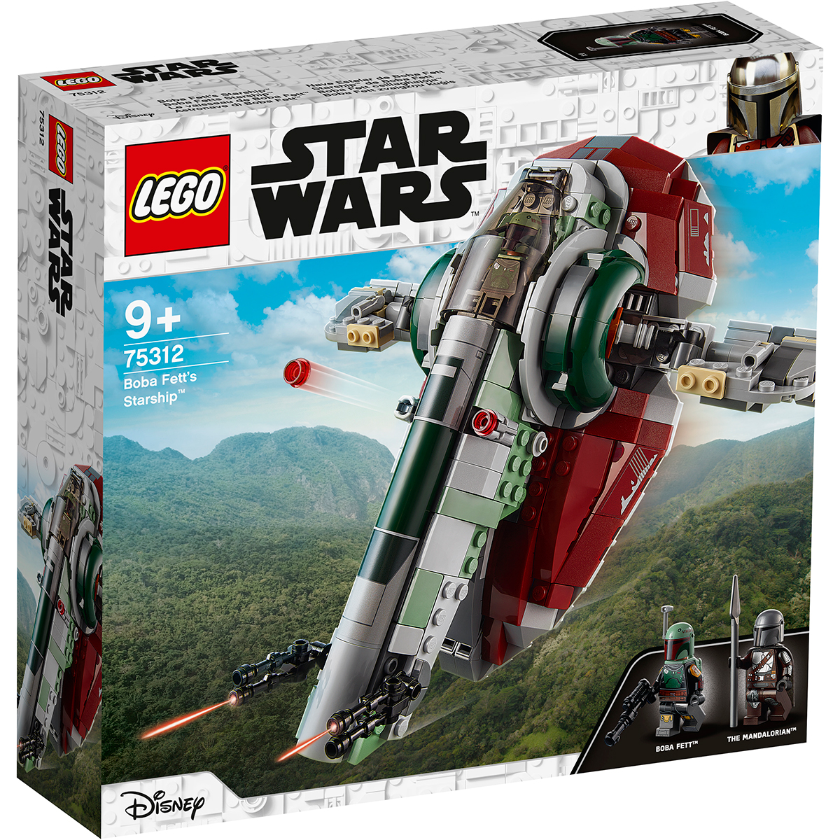 LEGO® Star Wars - Boba Fett'S Starship (75312)