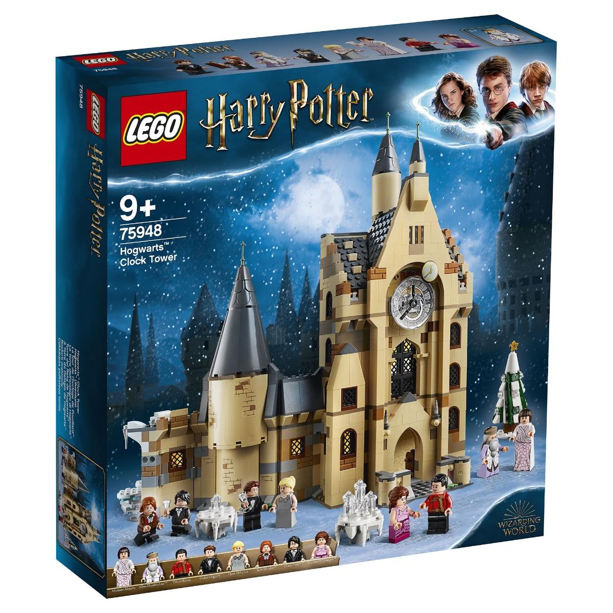 LEGO® Harry Potter™ - Turnul cu ceas Hogwarts (75948)