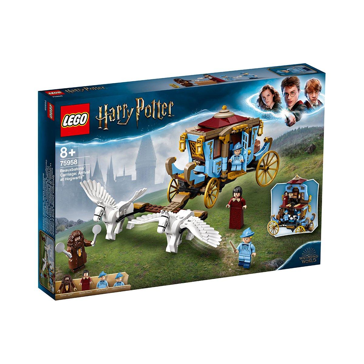 LEGO® Harry Potter™ - Trasura lui Beauxbatons sosire la Hogwarts (75958)