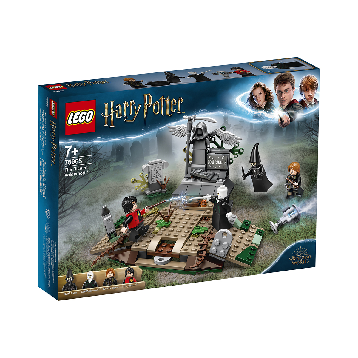 LEGO® Harry Potter™ - Ascensiunea lui Veldemort (75965)