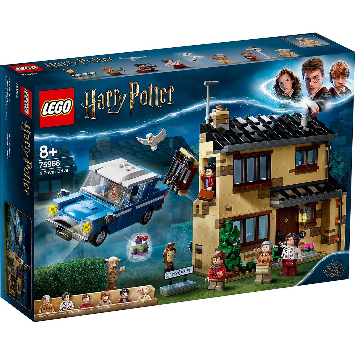 Lego® Harry Potter™ - 4 Privet Drive (75968)