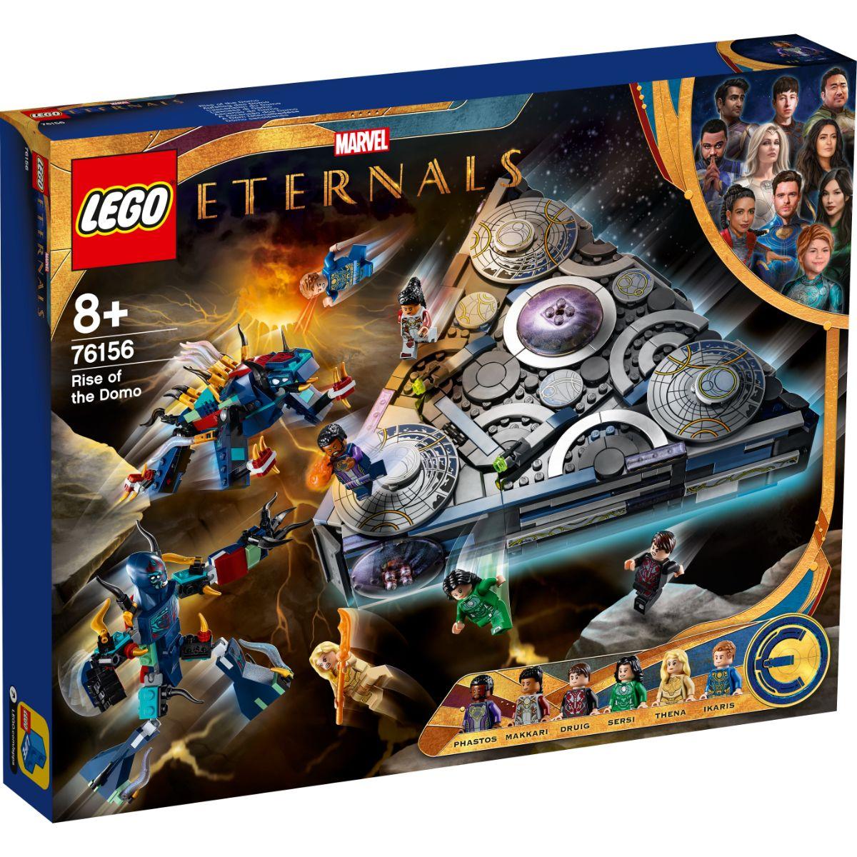 LEGO® Marvel Super Heroes - Ascensiunea Domo (76156)