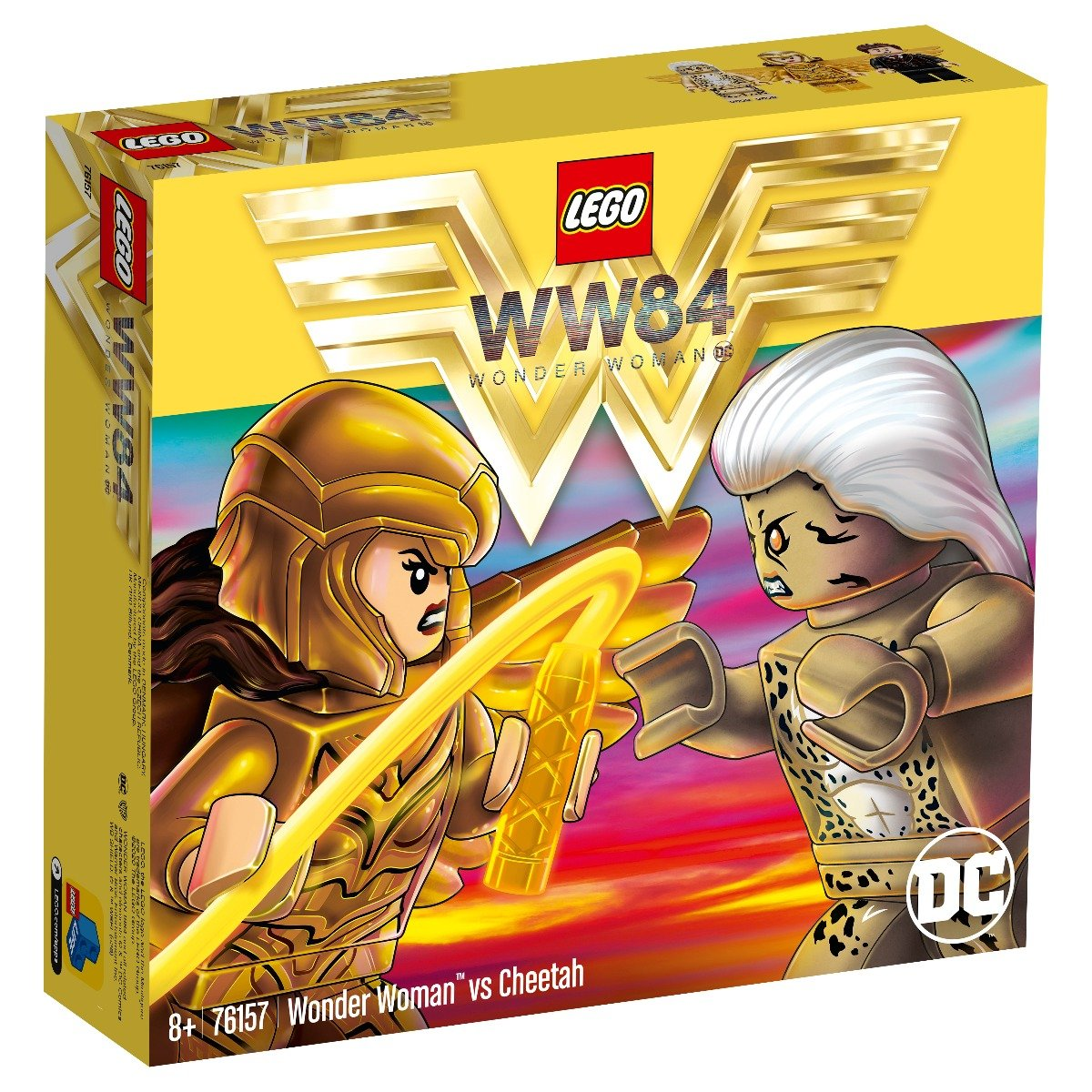 LEGO® DC Super Heroes - Wonder Woman vs Cheetah (76157)