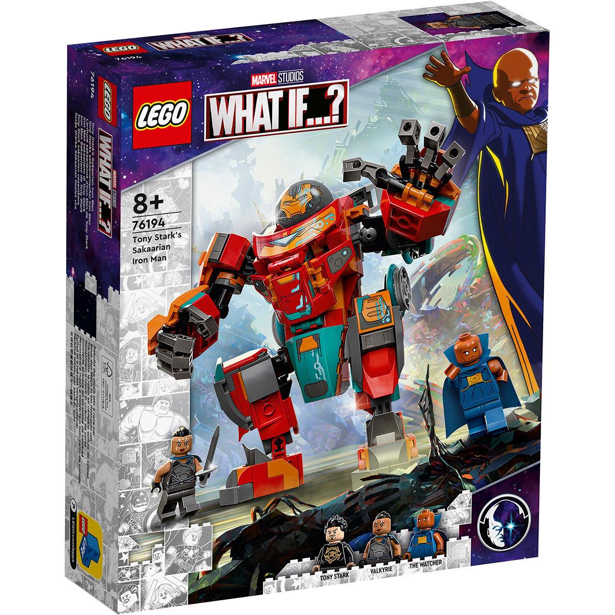 LEGO® Super Heroes - Iron Man Sakaarian Al Lui Tony Stark (76194)
