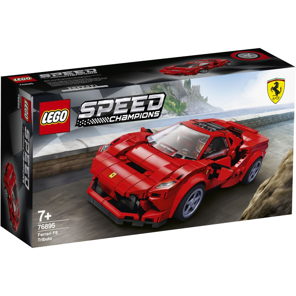 Lego® Speed Champions - Ferarri F8 Tributo (76895)