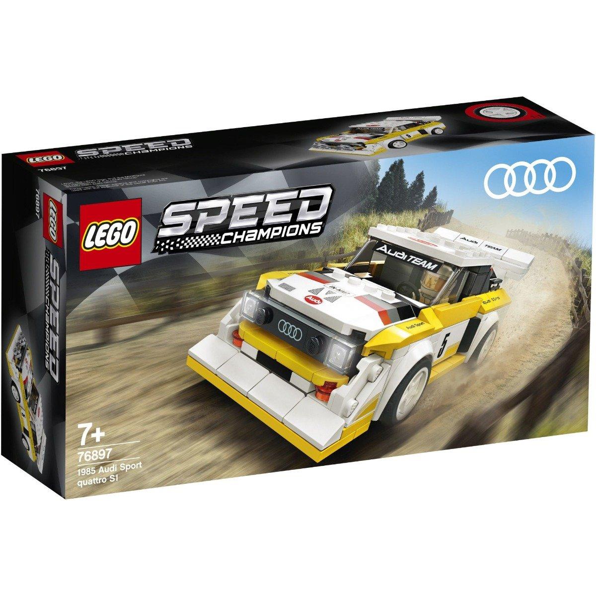 LEGO® Speed Champions - Audi Sport Quattro S1 (76897)