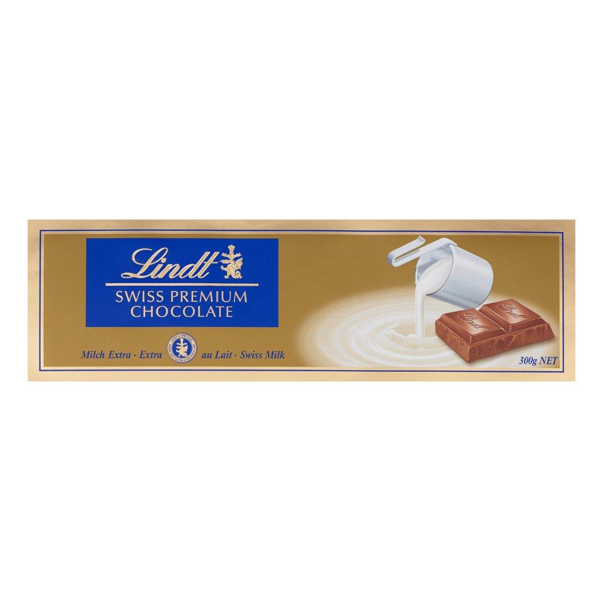 Ciocolata cu lapte Lindt Gold, 300 g imagine