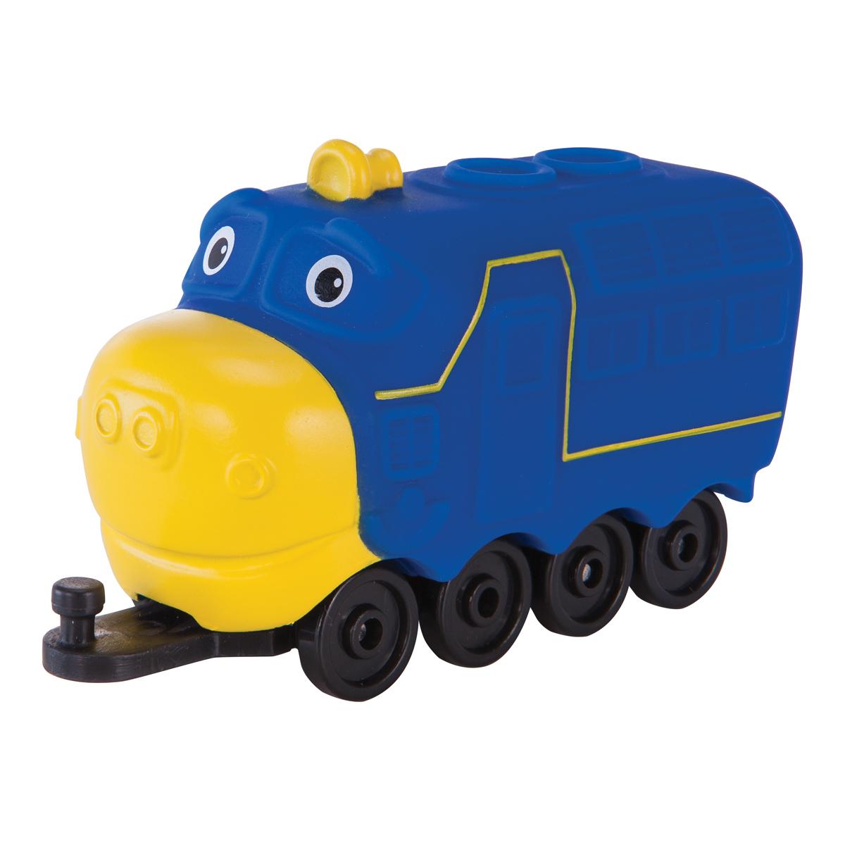 Locomotiva Chuggington Little Chuggers - Brewster