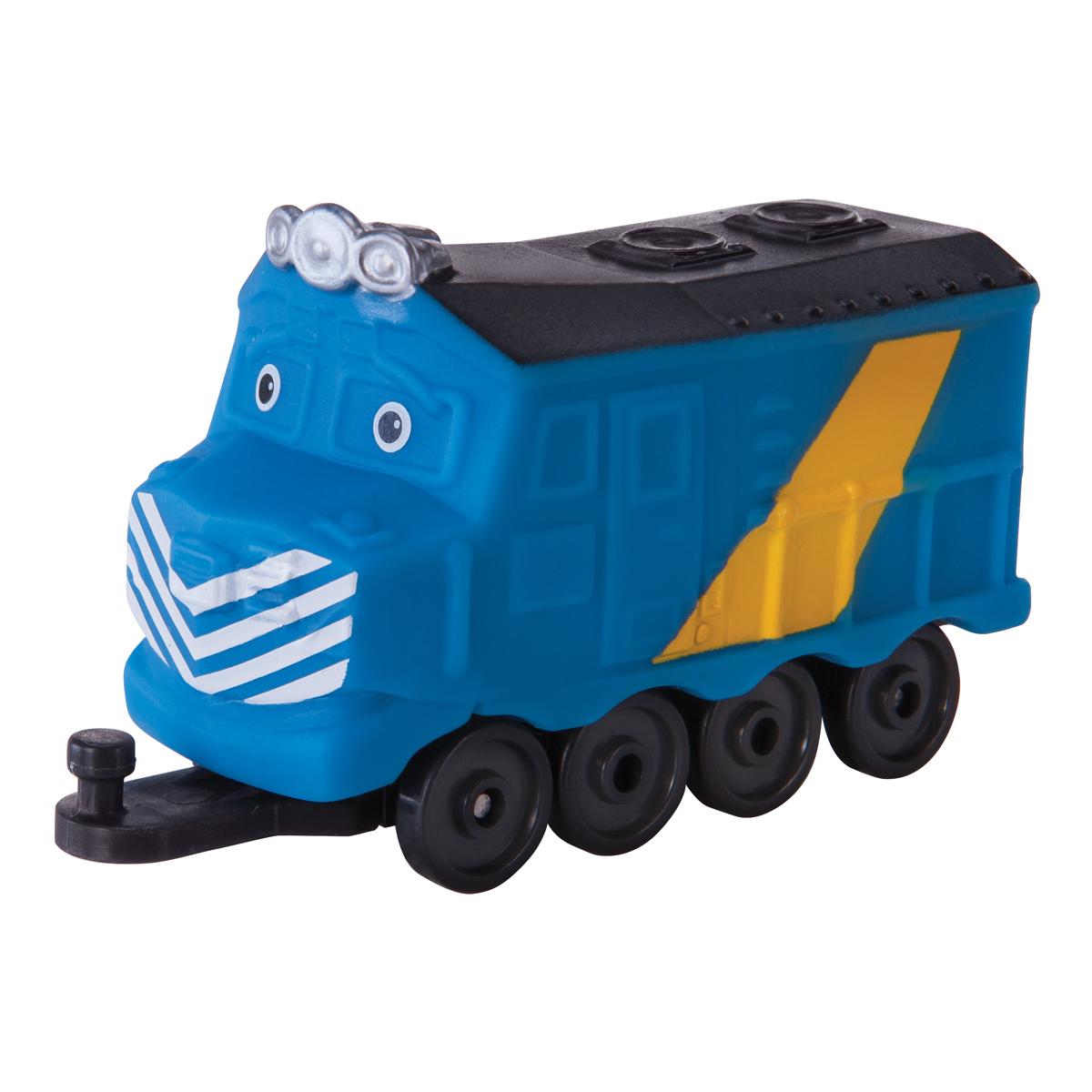 locomotiva chuggington little chuggers - zack