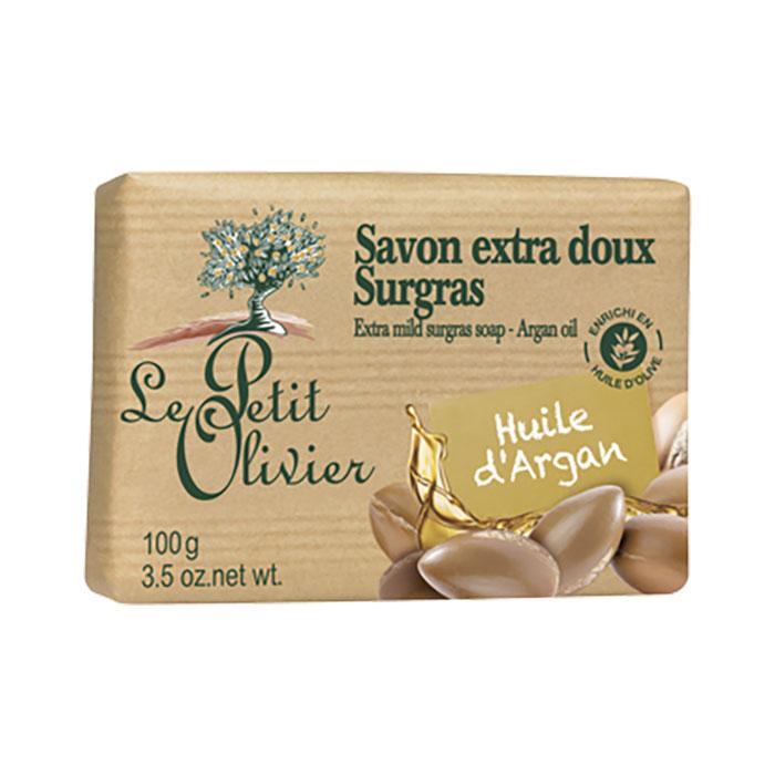 Sapun solid Le Petit Olivier, Argan, 100 g imagine