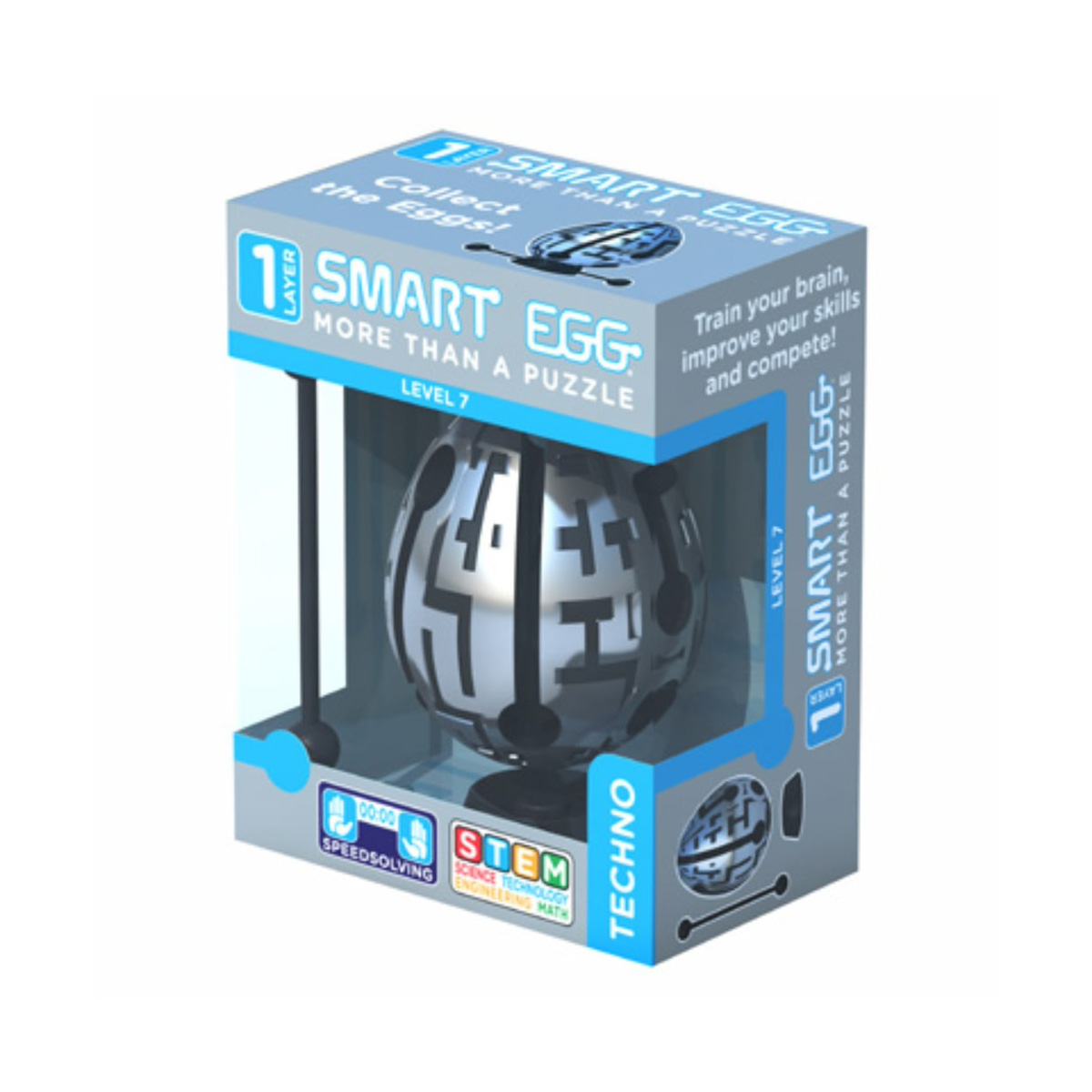 Joc educativ Smart Egg - Techno
