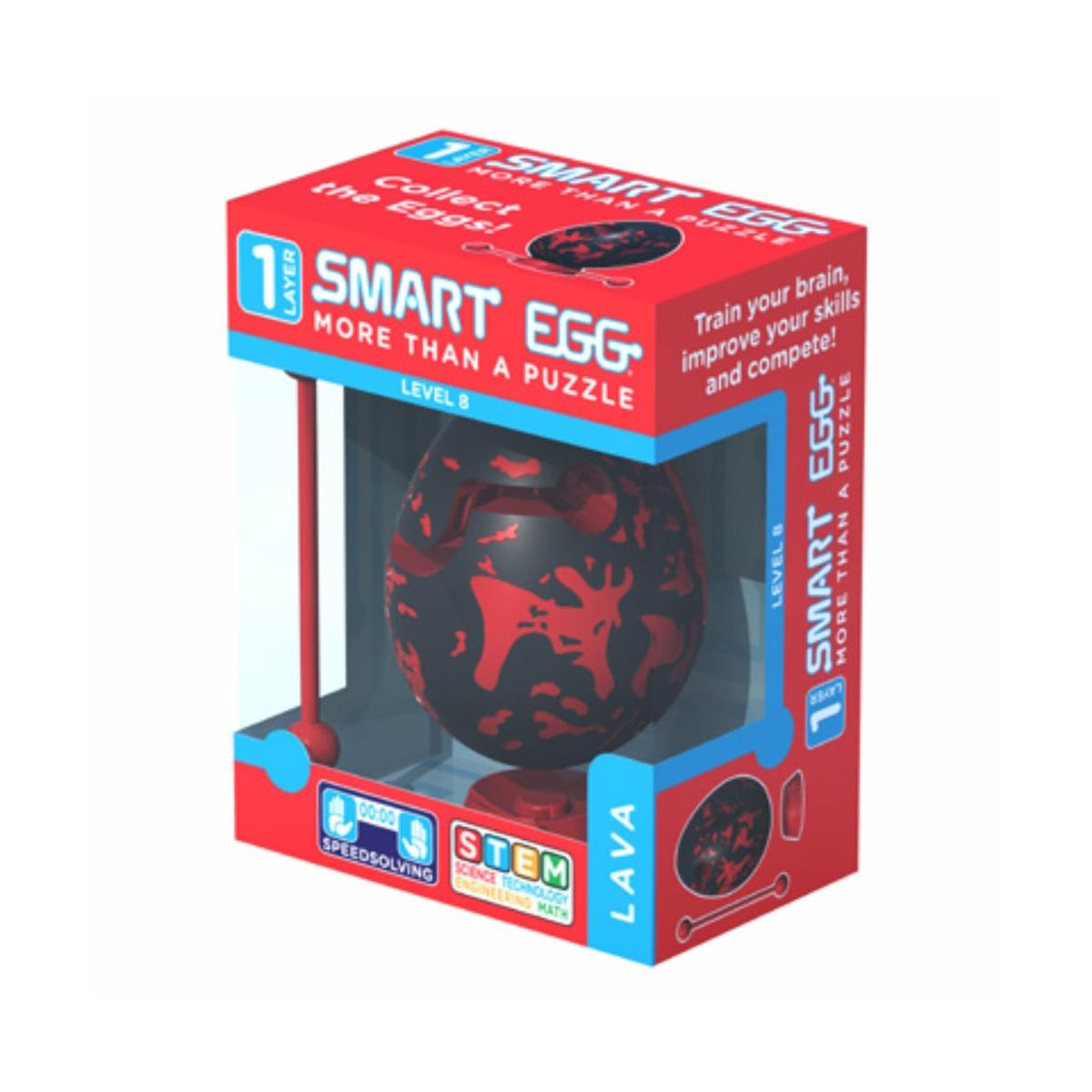 Joc educativ Smart Egg - Lava