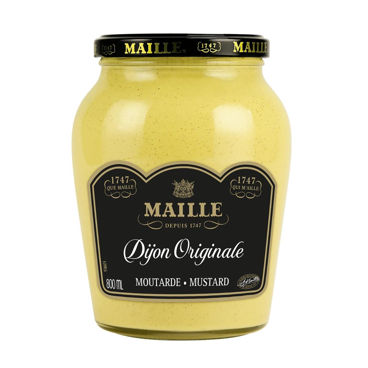 Mustar Dijon Original Maille, 865 g imagine