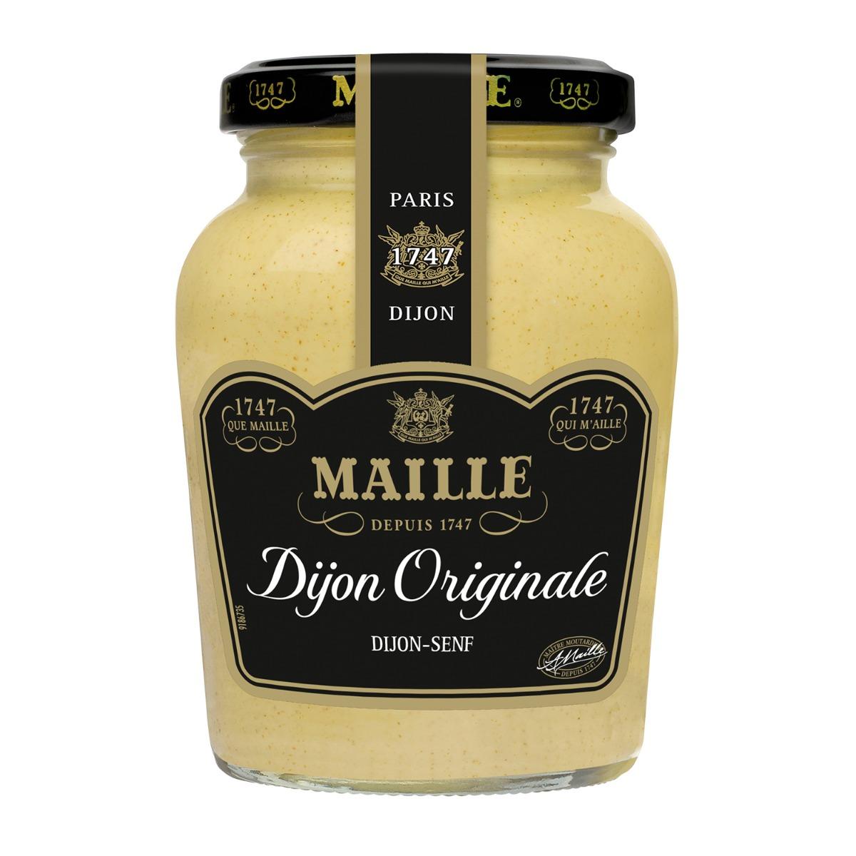 Mustar Dijon Original Maille, 215 g imagine
