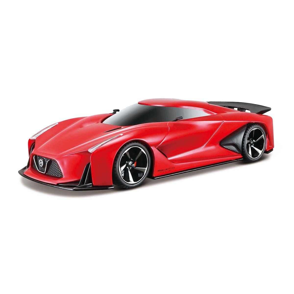 Masinuta Maisto Nissan Vision Gran Turismo, 1:32, Rosu