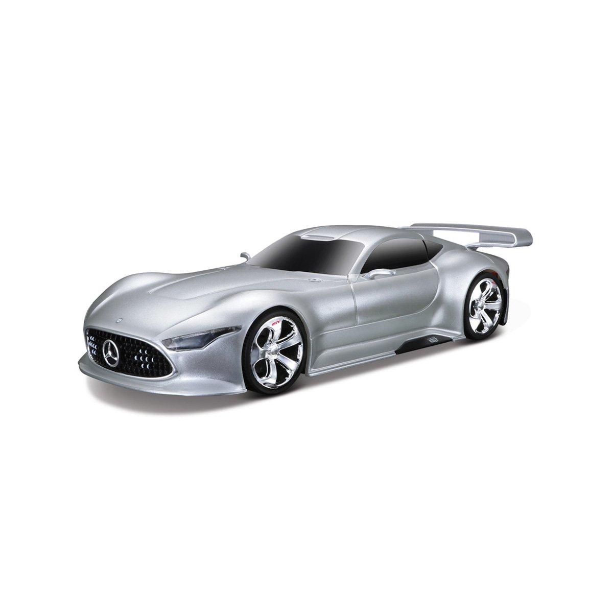 Masinuta Maisto Mercedes Benz Gran Turismo, 1:32, Gri
