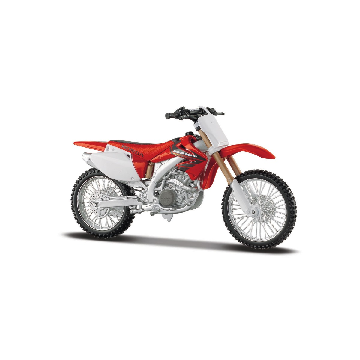Motocicleta Maisto Honda CRF 450R, 1:12