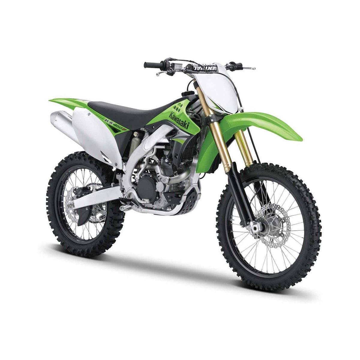 Motocicleta Maisto Kawasaki KX 450F, 1:12