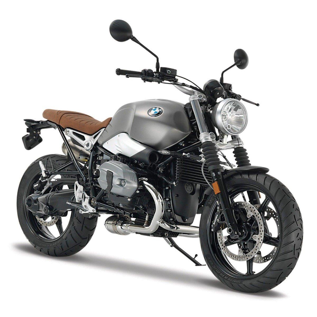 Motocicleta Maisto BMW R nineT Scrambler, 1:12
