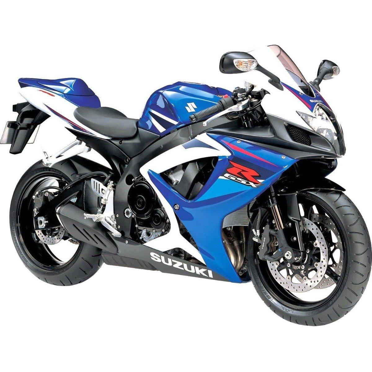 Motocicleta Maisto Suzuki GSX-R750, 1:12