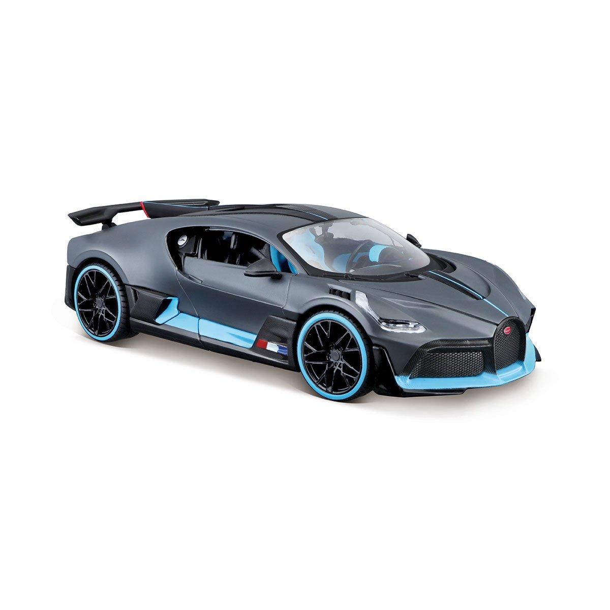 Masinuta Maisto Bugatti Divo, 1:24, Gri
