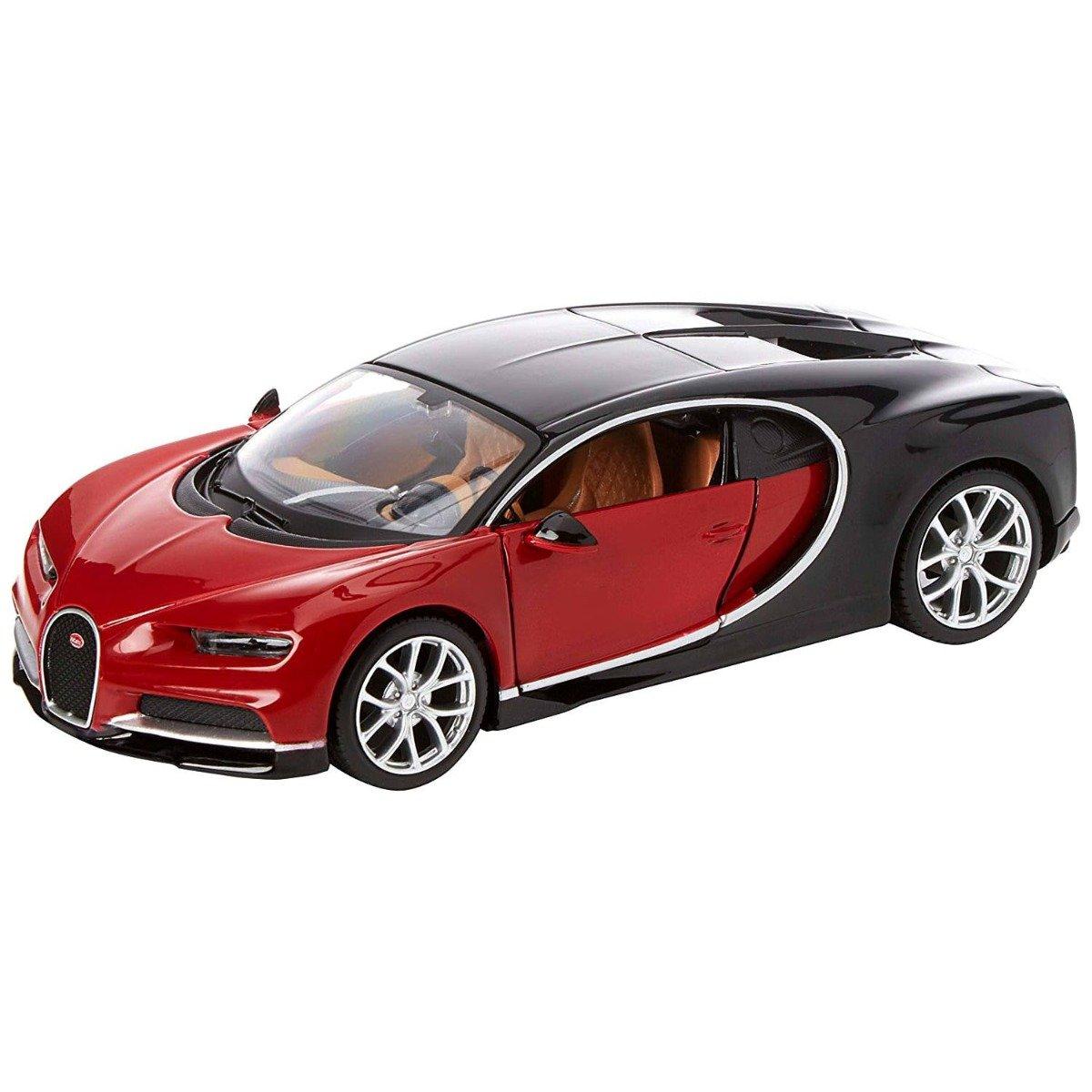 Masinuta Maisto Kit Model Bugatti Chiron, 1:24