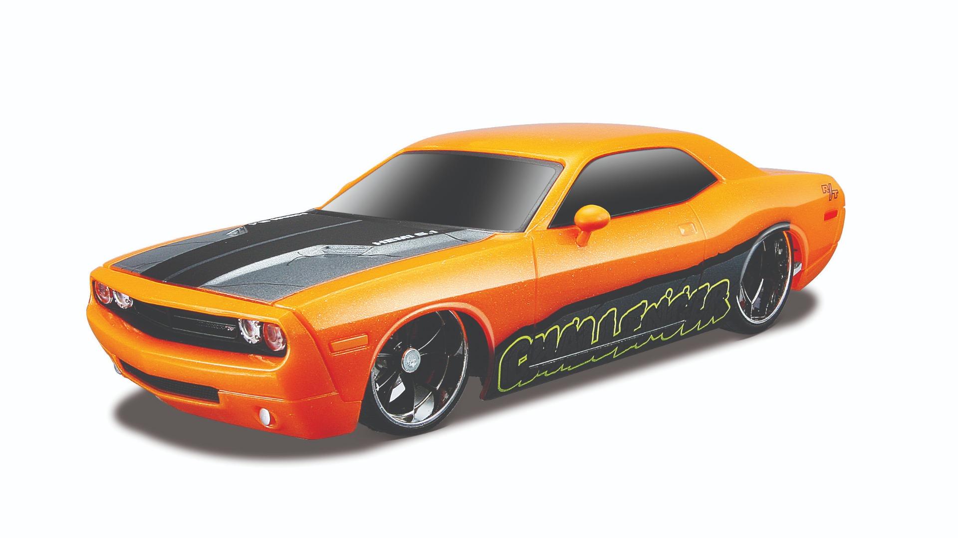Masinuta Maisto Dodge Challenger Concept Rc, 2006, 1:24