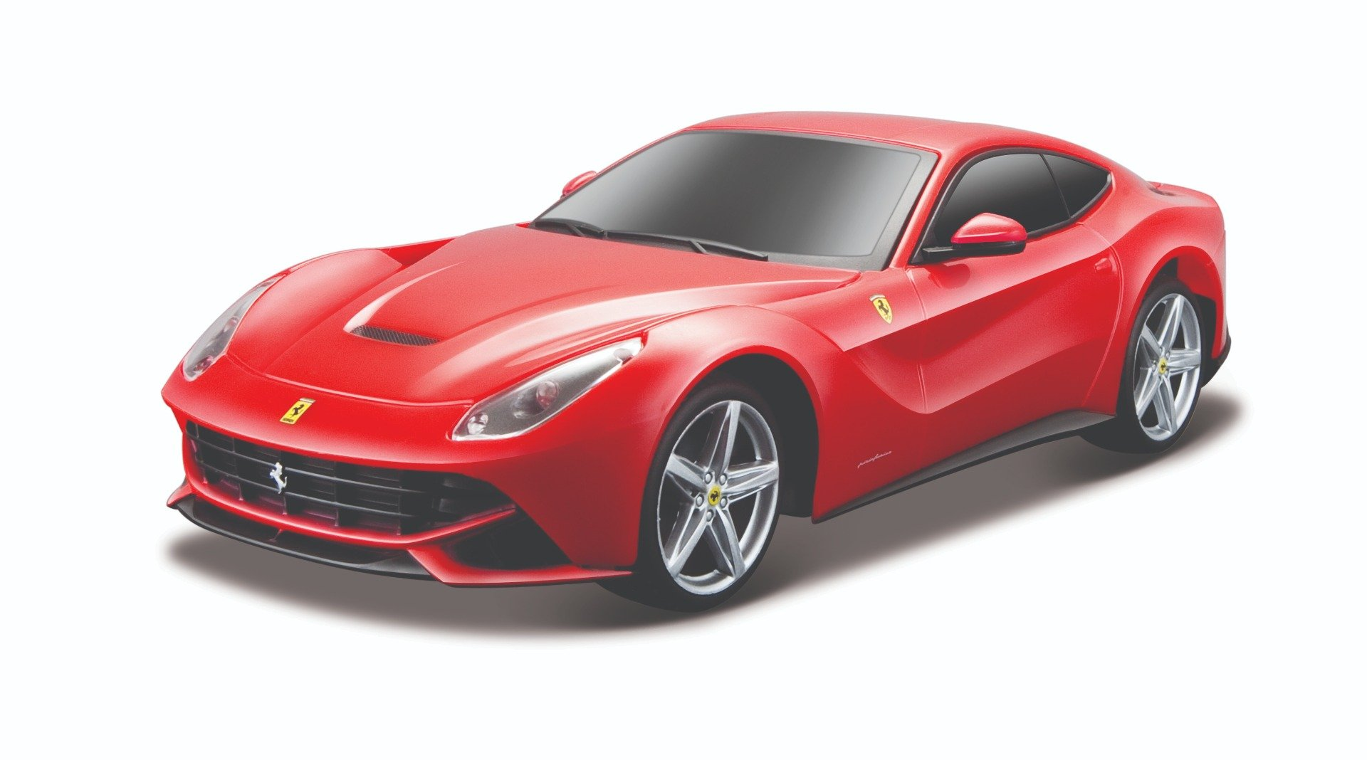 Masinuta Maisto Ferrari F12 Berlinetta, 1:24