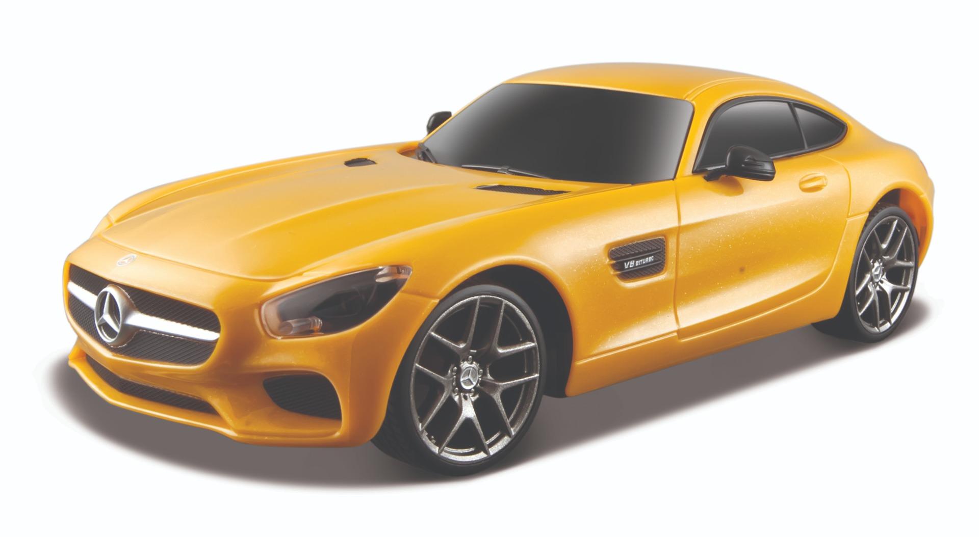 Masinuta Maisto Mercedes-Amg GT Rc, 1:24