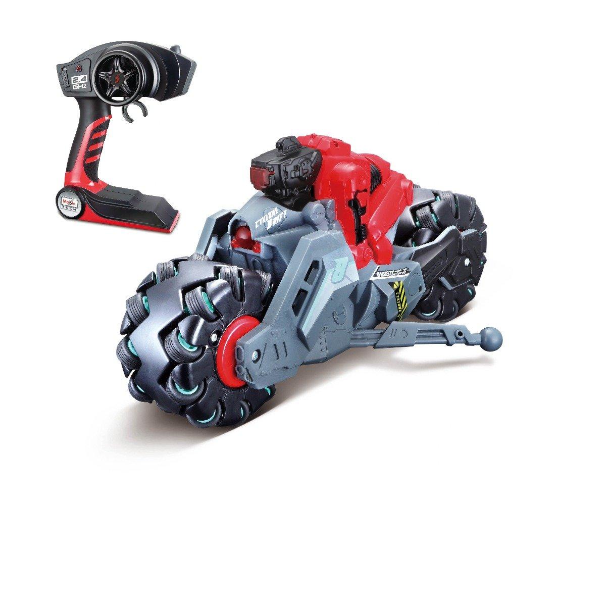 Motocicleta cu telecomanda Maisto Cyklone Drift