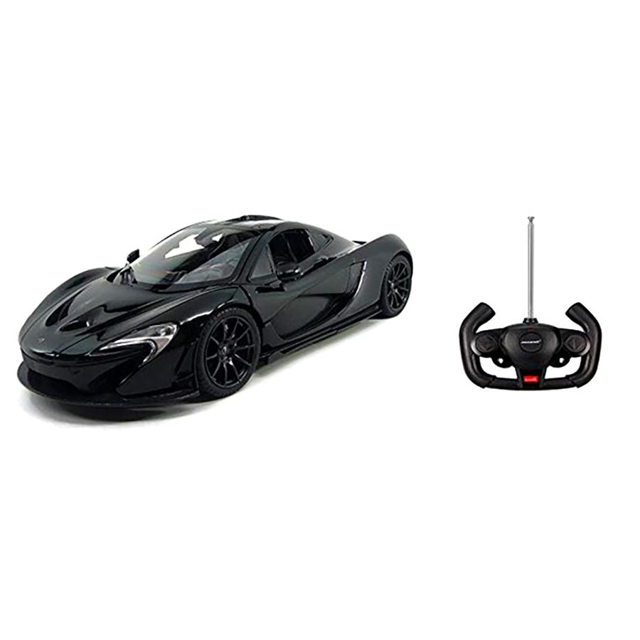 Masina cu telecomanda Rastar McLaren P1 1:14, Negru