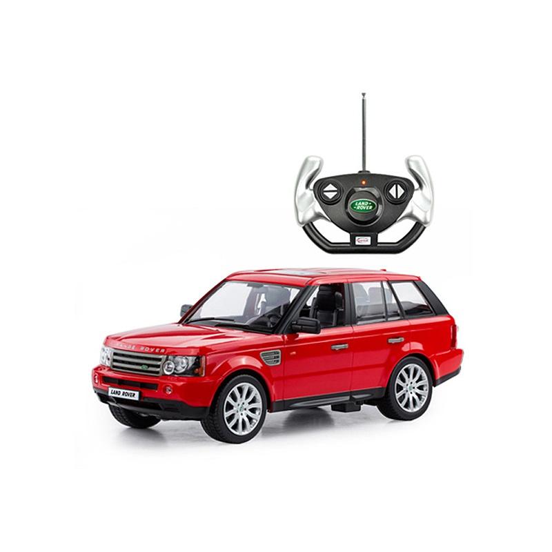 Masina cu telecomanda Rastar Range Rover Sport 1:14, Rosu