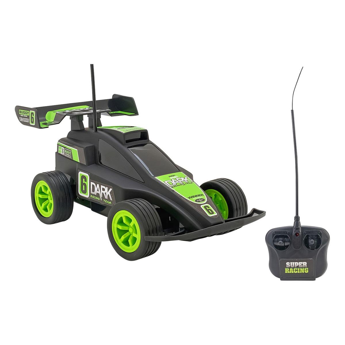 Masinuta cu telecomanda Buggy, 1:16, Verde