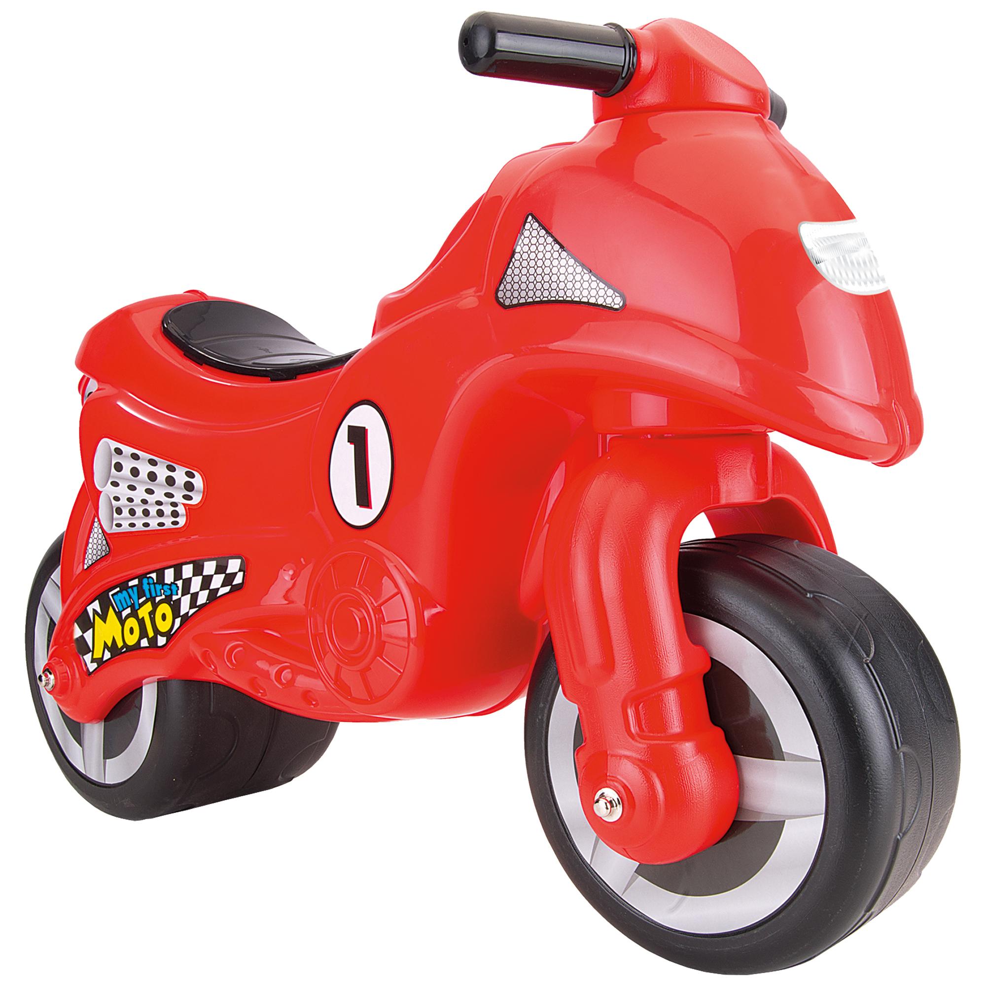 masinuta fara pedale dolu my first moto