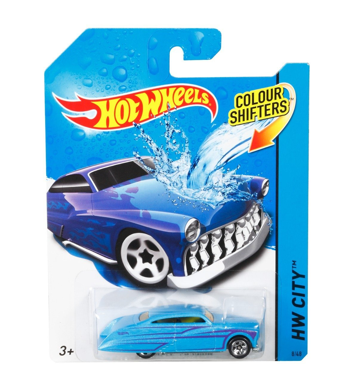 Masinuta Hot Wheels - Color Shifters 1:64