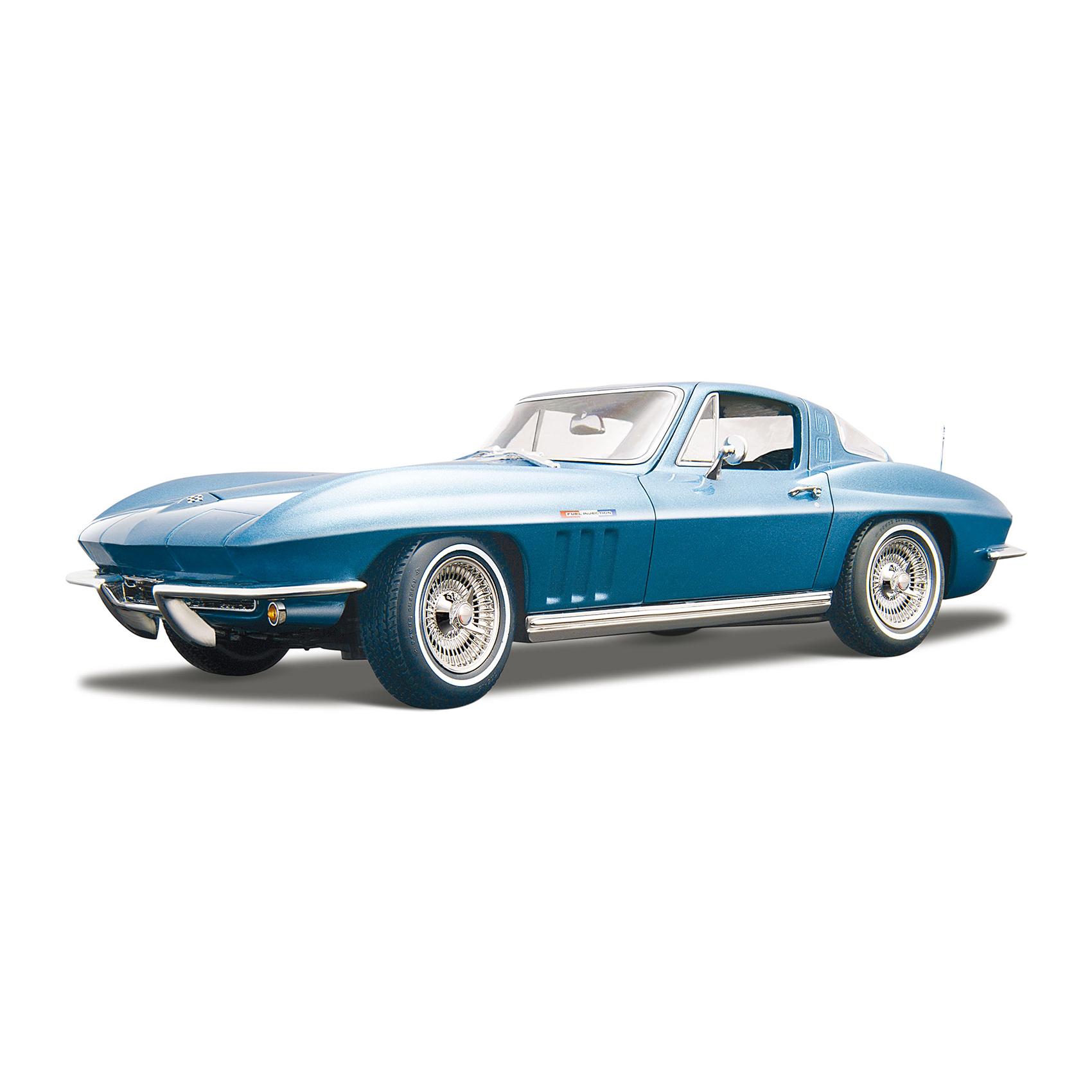 masinuta maisto chevolet corvette 1965 1:18