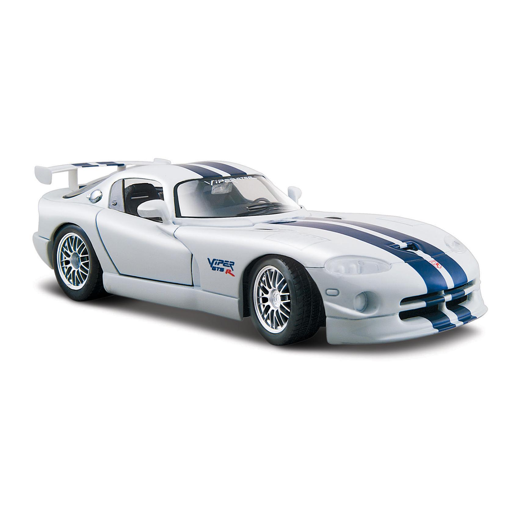 Masinuta Maisto Dodge Viper GT2 1:24
