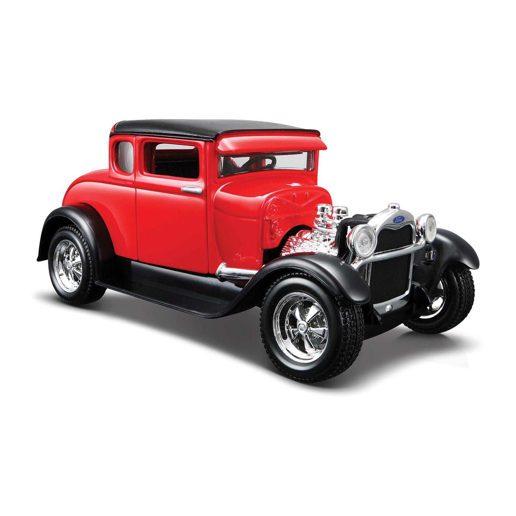 masinuta maisto ford model a 1929 1:24