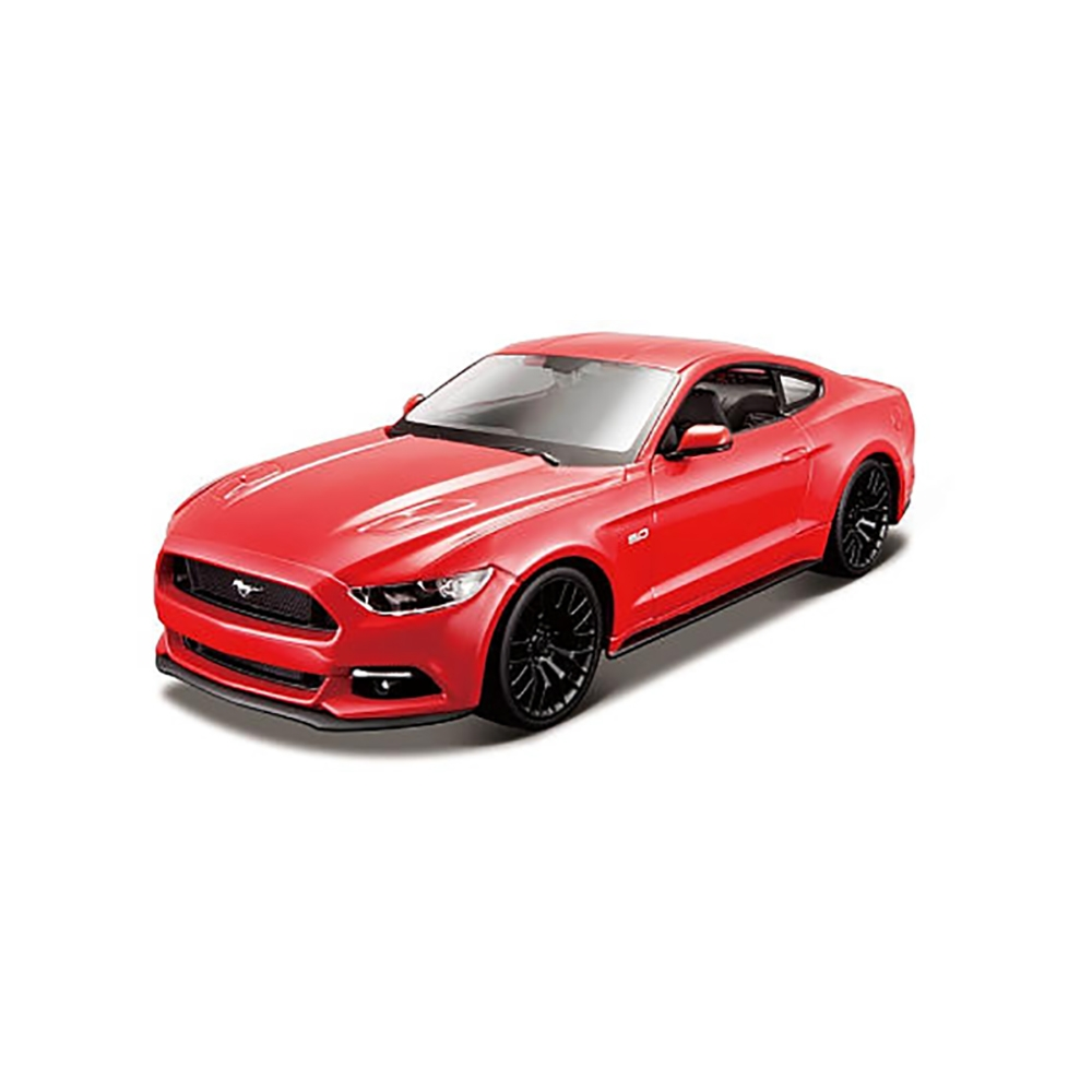 Masinuta Maisto Kit Model - Ford Mustang 2015 1:24