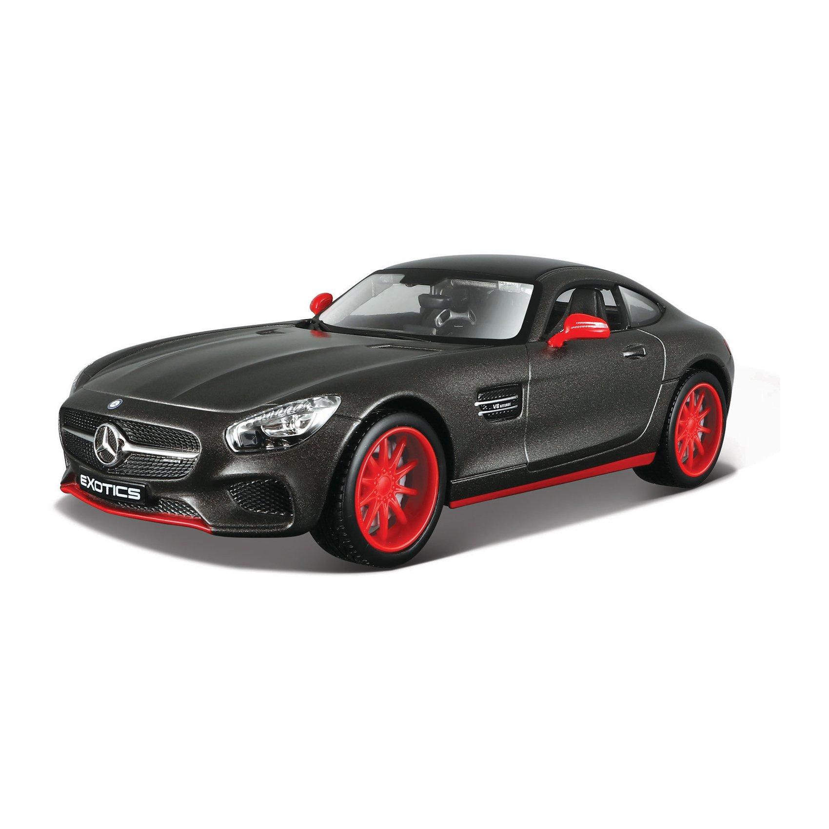 Masinuta Maisto Mercedes AMG GT 1:24