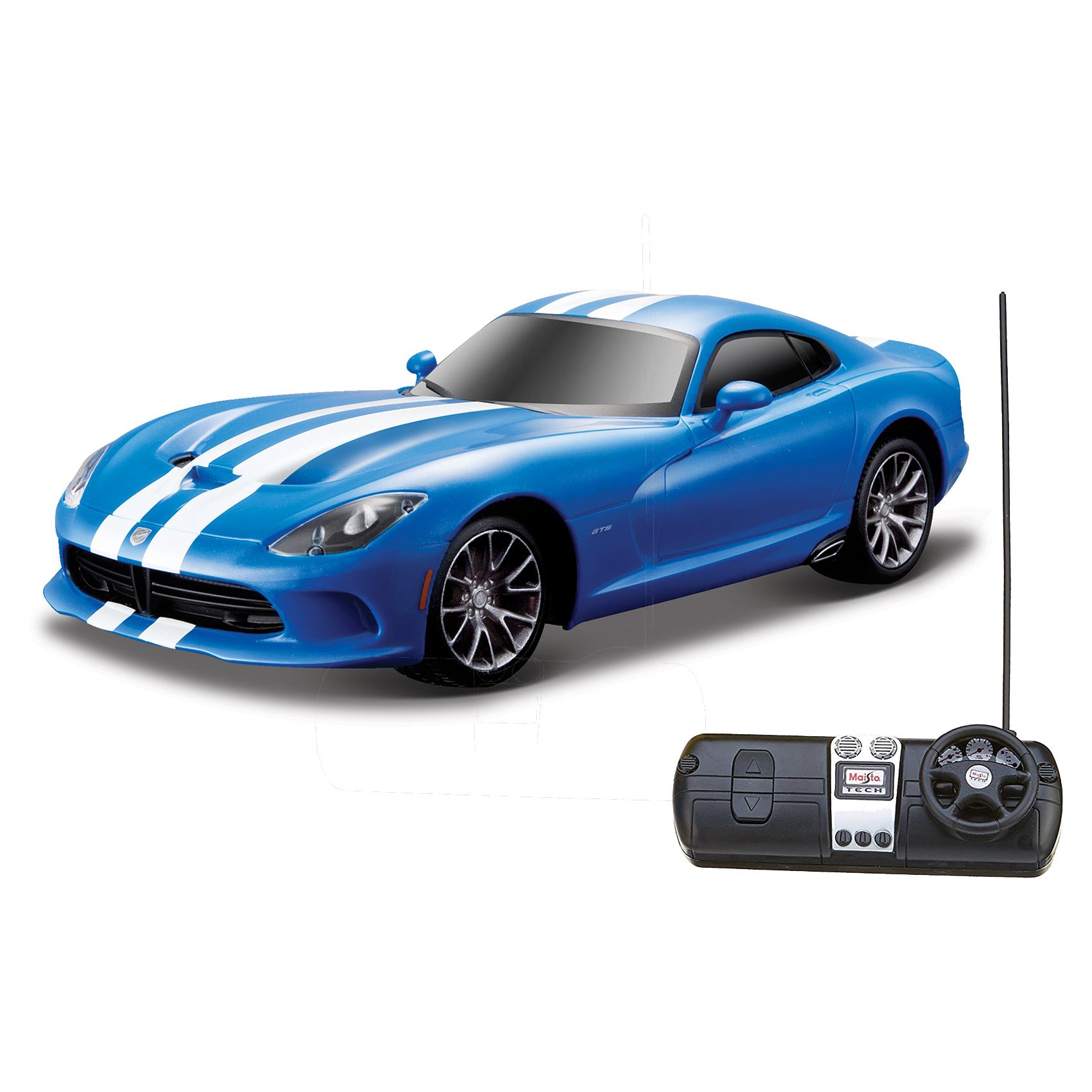 masina cu telecomanda maisto dodge viper 1:24
