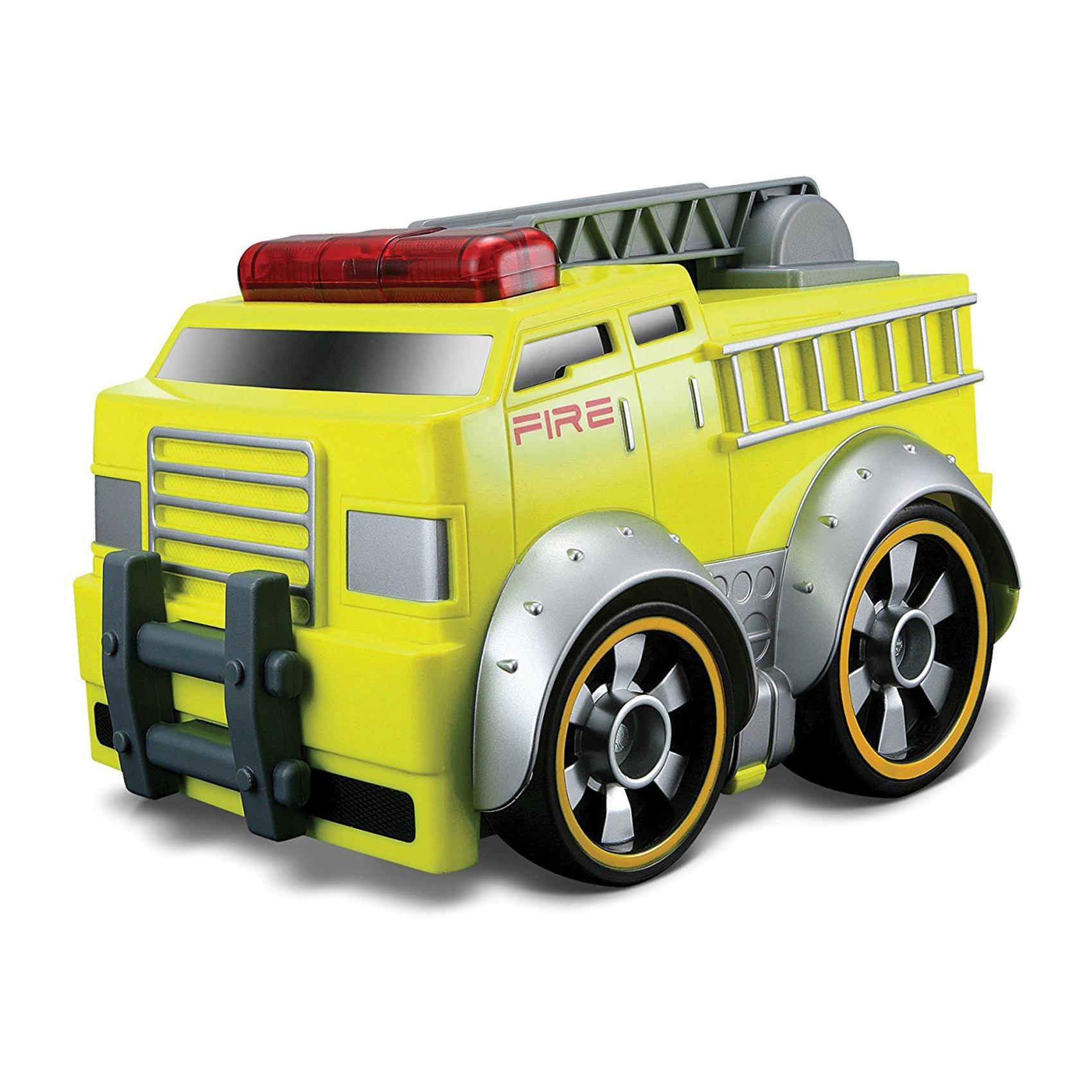 masina cu telecomanda maisto junior pompieri