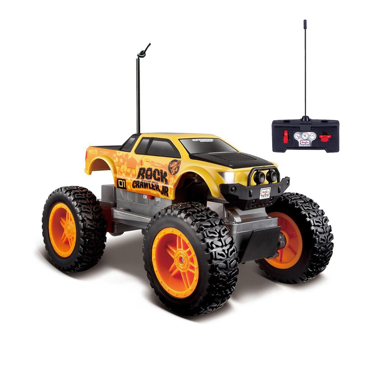 masina cu telecomanda maisto rock crawler junior