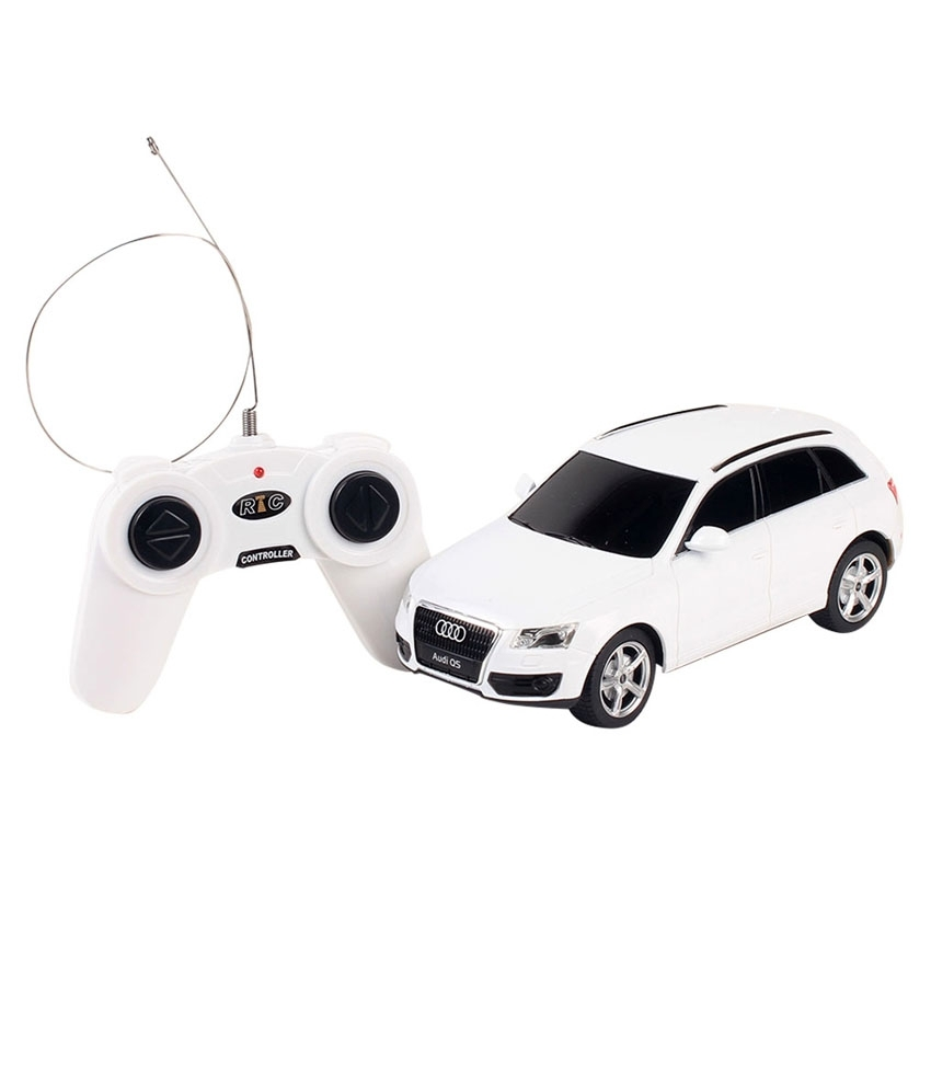masina cu telecomanda rastar audi q5 1:24
