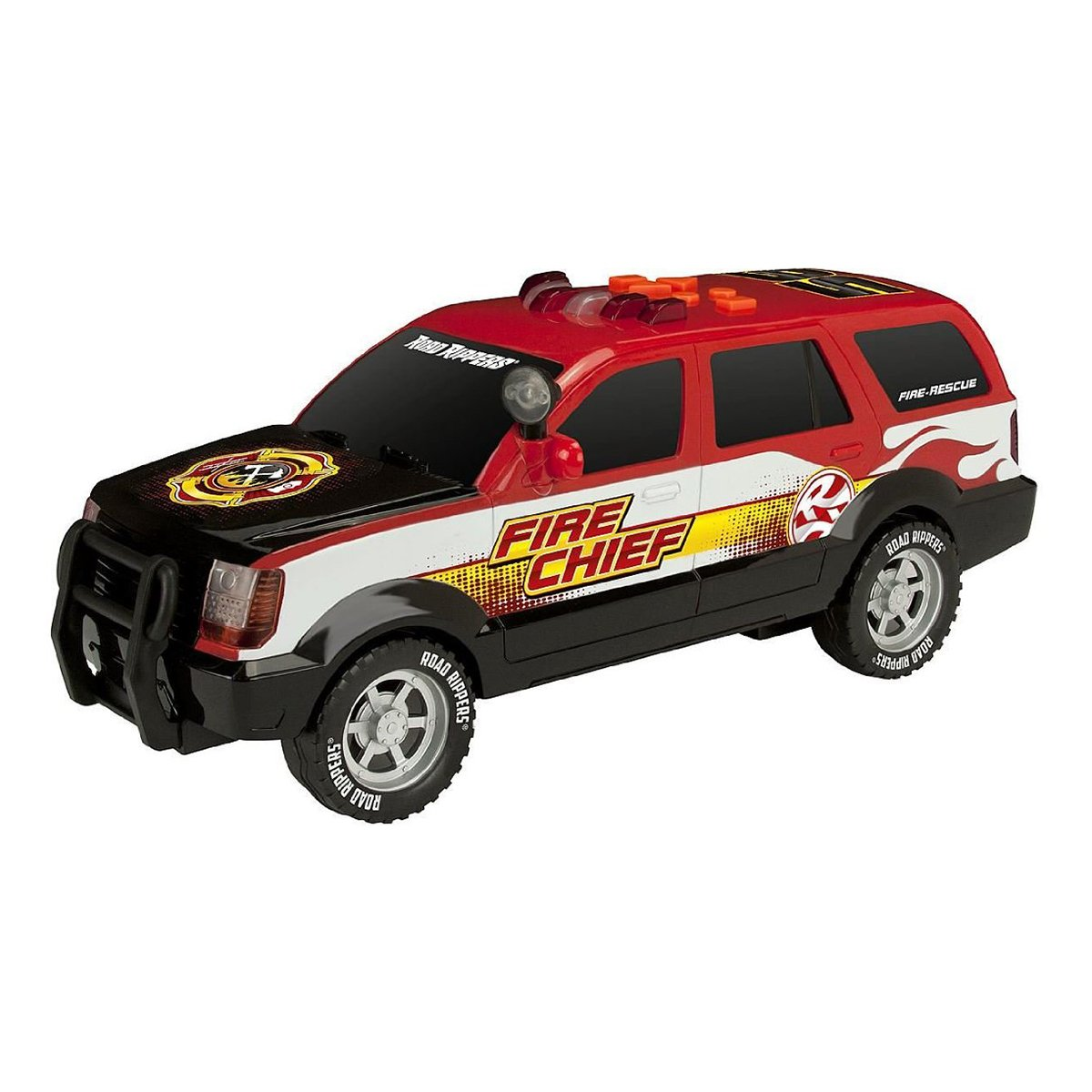 masinuta toy state rush and rescue - suv pompieri
